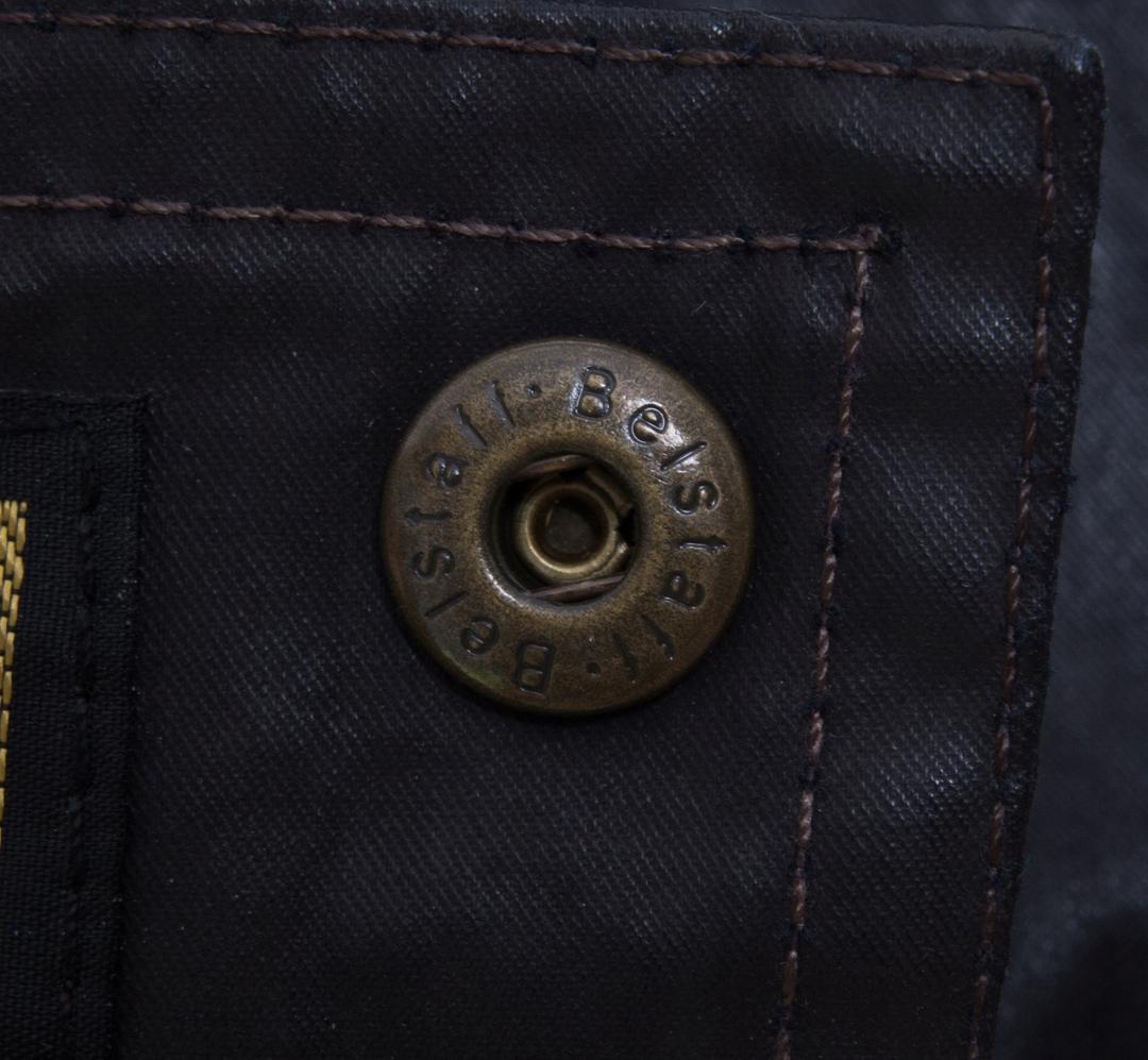 2c21aaa165b Home / Men / Jackets / Belstaff Black Prince jacket waxed L
