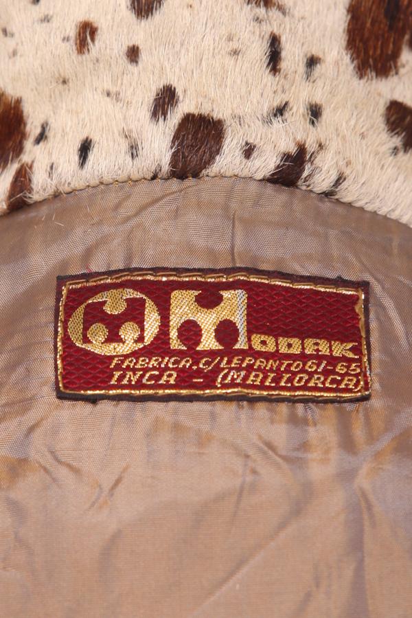 vintage – kurtka z antylopy 8
