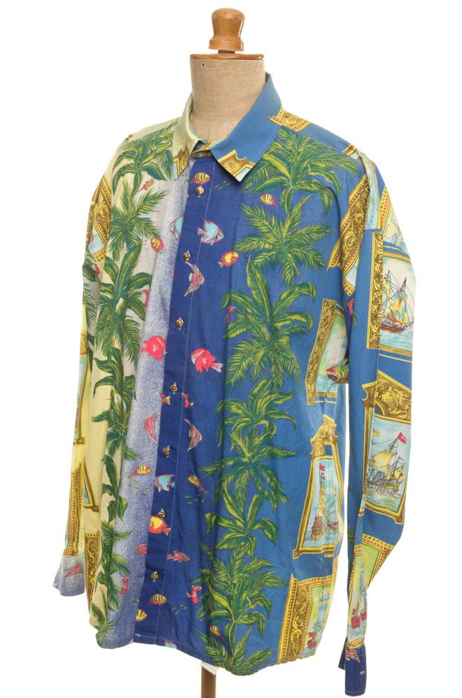 vintagestore.eu_versace_cotton_shirt_IGP0402