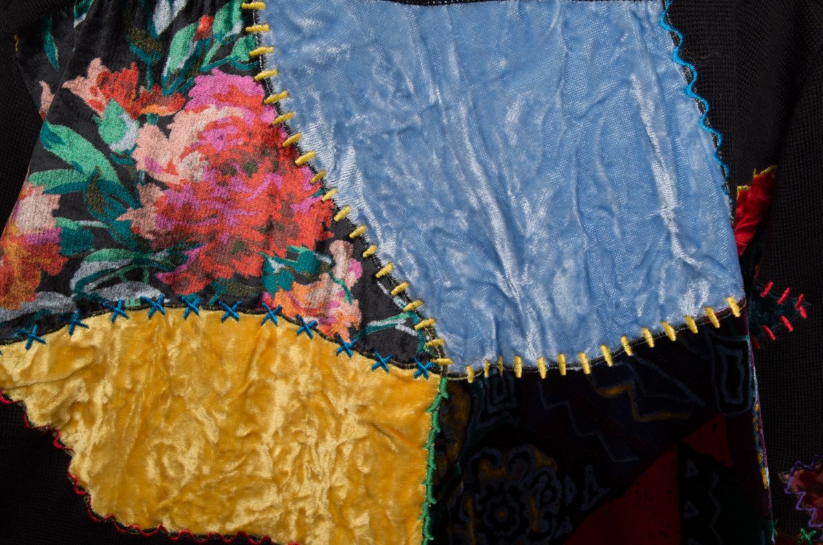 vintagstore.eu_christian_lacroix_dress_wool_patchwork_IGP0396