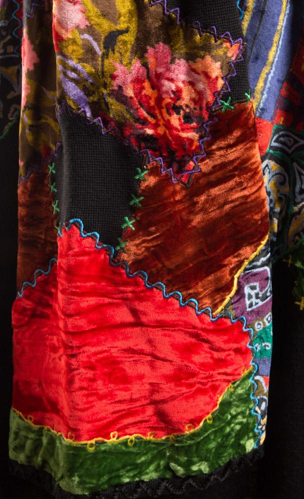 vintagstore.eu_christian_lacroix_dress_wool_patchwork_IGP0398