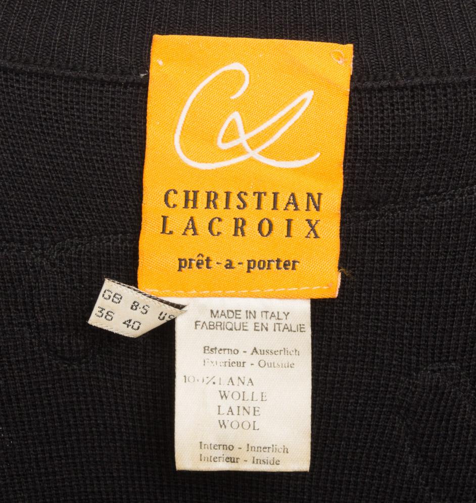 vintagstore.eu_christian_lacroix_dress_wool_patchwork_IGP0401