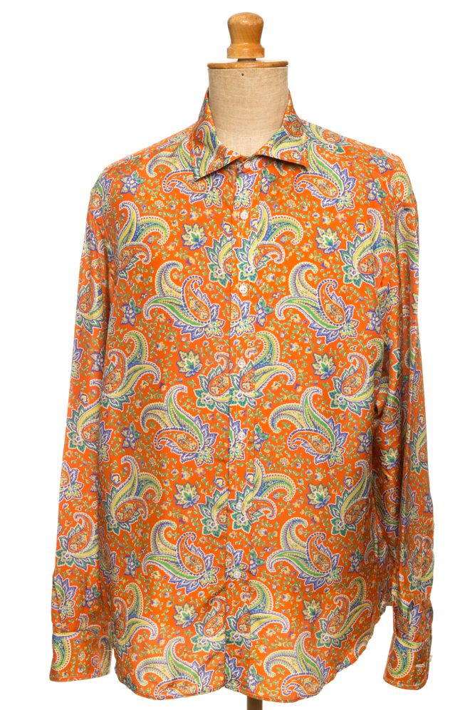 vintagestore.eu_ralph_lauren_purple_label_paisley_shirt_silk_IGP0416